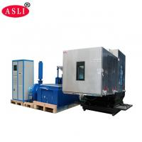 China Temperature Humidity Vibration Combined Environmental Test Chamber Climatic Testing System For Battery wholesale