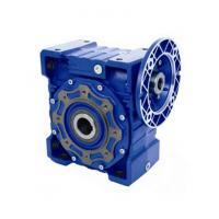 China High Torque Miniature Motovario Gearbox NMRV050 Worm Geared Motors wholesale