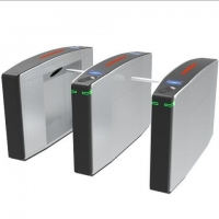 China 2mm Thickness IP42 SUS304 Security Turnstile Gate wholesale