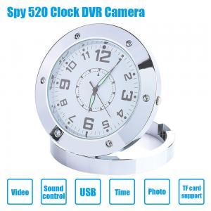 Wholesales New HD Hidden Spy Alarm Clock Video Camera DVR Motion Detector Camcorder Recorde Made In China Factory