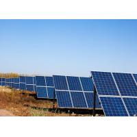 China Durable 300 W Yingli Solar Panels Self Cleaning Function Wind Resistance wholesale