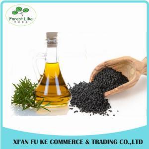 China 100% Natural Anti-oxidant Essential Black Cumin Seed Oil on sale