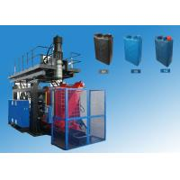 China High speed automatic blow molding machine for making 30 gallon oil barrels on sale