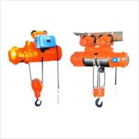 Wire rope electric hoist(CD1,MD1)