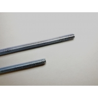 China DIN 975 1 Meter  Class 4.8 M20*1000 Zinc Plated All Threaded Rod wholesale