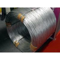 China 1.2mm - 1.8mm Electro Galvanized Iron Wire Binding Wire For Construction wholesale