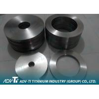 China Alloy Titanium Forging Ring With Hot Forged And Hardening Metal Working on sale