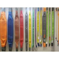 China polyester webbing sling ,     According to EN1492-1 Standard, Safety factor 7:1 ,  CE,GS certificate wholesale