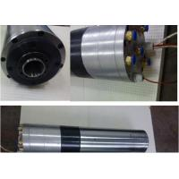 China 9000 - 21000rpm High Speed Milling Spindle High Rotating Used For Engraving Milling wholesale