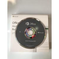China 32/64 Bit Windows Product Key Microsoft Office 2019HB DVD Package Key Code wholesale