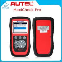 China Autel MaxiCheck Pro EPB/ABS/SRS/TPMS/DPF/Oil Service/Airbag Rest tool Diagnostic Function Free Online Update on sale