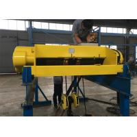 China Single / Double Speed Electric Wire Rope Hoist Customized 1-5t Wire Rope Trolley on sale