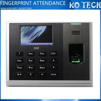 China S30 TCP/IP Biometric Fingerprint Time Attendance wholesale