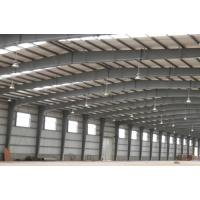 China Textile Factories Industrial Steel Buildings Fabrication With Q235, Q345 on sale
