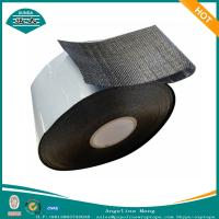 China High tack high temperature woven polypropylene adhesive tape similar Polyken brand wholesale