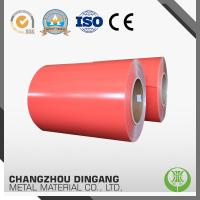 China 508mm Dia Color Coated Aluminum Sheet Roll Used For Home Appliances Product wholesale