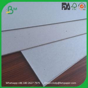 1000gsm 1200gsm 1500gsm 2000gsm grey chip board solid grey card board