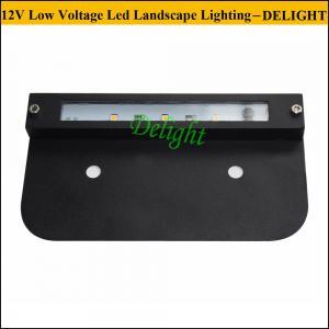 China Low Voltage LED Hardscape Lighting for Brick Retaining Walls Lights 12V LED Step lighting and LED corner light wholesale