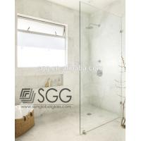 China 10mm tempered glass partition on sale