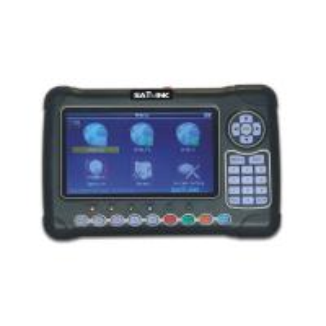 China Satlink WS 6980 Digital Satellite Meter , Fully DVB Satellite Signal Meter With Mer Spectrum Analyzer on sale