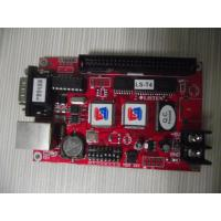 China LS-T4 led display control card support indoor and outdoor led screen with NET communication on sale