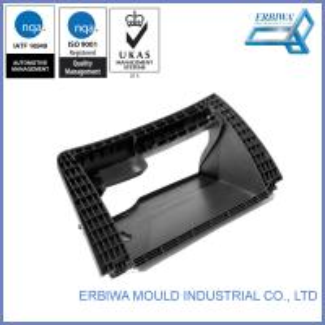 China IATF 16949 Auto Trim Molding , Custom Car Plastic Injection Molds Black wholesale