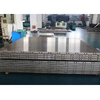 Buy cheap 900 T - 3200 Hot Press Platen / Hydraulic Hot Press Plates Professional from wholesalers