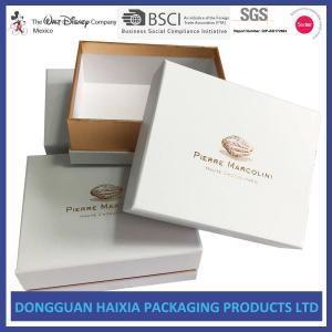 China Light Weight Custom Printed Packaging Boxes Premium Chocolate Cardboard Box wholesale