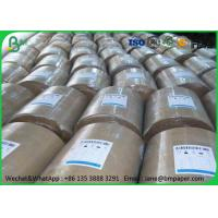 China White Kraft Liner Food Grade Paper Roll 80gram 100gram 120gram 130gram In Reels wholesale