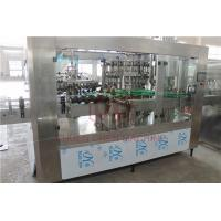 China Isobaric Carbonated Drink Filling Machine Glass Bottle Filling Line wholesale