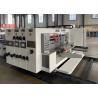 China New Condition Automatic Carton Box Flexo Printer Slotter Machine / Corrugated Carton Box Packing Machine wholesale