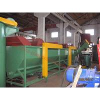 PP film recycling and  washing machine line