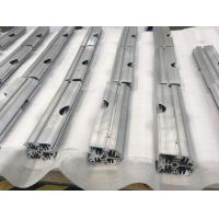 Quality Precision 5 Axis CNC Machining Aluminum Extrusion 6 Meters Long Profile for sale