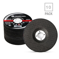 China Resin Bonded 115mm 4.5 Inch Grinding Discs For Stainless Steel wholesale
