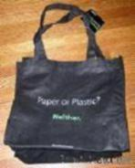China Recycle Pet Shopping Bag on sale