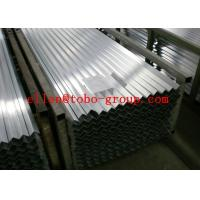 China TOBO STEEL Group 316 Stainless Steel Angle Bar AN 8550 Size: 50×50×6MM×6M Thickness: +/- 0.02mm wholesale