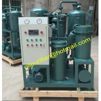 China Multi function Transformer Oil Decolorizing machine, Insulation Oil Decolor,recover dieletric strength on sale