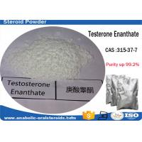 China 99% Purity Muscle Gain and Weight Loss Testosterone Steroid Testosterone Enanthate / Test E wholesale
