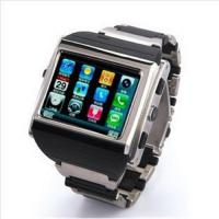China Wholesale watch phone,with camera&FM---G3000 silver colour wholesale