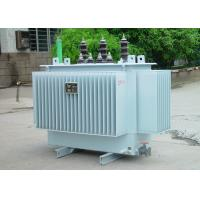China Full Sealed Outdoor Three Phase Power Transformers , 20kv Oil Filled Transformer wholesale