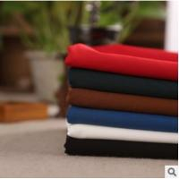 China 100D polyester spandex plain dyed Tencel-way stretch fabric Spot outdoor sports fabric wholesale
