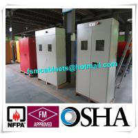 China Cylinder Fireproof Industrial Safety Cabinet , Ventilated Cylinder Storage Safety Cabinet wholesale