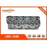 China Engine Cylinder Head For  HYUNDAI H1 / H100 2.5D Diesel 8V 4CYL 908511 wholesale