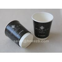 China PE Coated Single Wall Custom Printed Paper Cups Die Cutting 12oz Paper Tea Cup on sale
