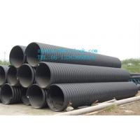 China HDPE pipe for water supply and sewer wholesale