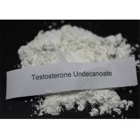 China Testosterone Undecanoate Powder CAS 5949-44-0 Natural Steroids For Muscle Growth wholesale