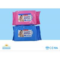 China Personal Cleaning Disposable Wet Wipes Organic for Baby Hand PH Balance wholesale