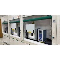 Buy cheap Lab muffle furnace for heat treatment in University from wholesalers
