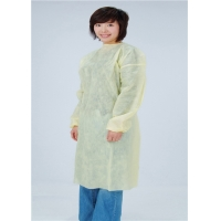 Buy cheap 33GSM PP Laminate Disposable Protective Apparel For Pharmacy from wholesalers