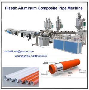 China PPR AL PPR plastic aluminum pipe extrusion machine China supplier wholesale